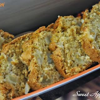 Green Apple Sweet Bread