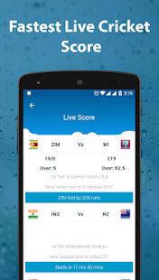Crick Bros- Live Cricket Score, News - náhled