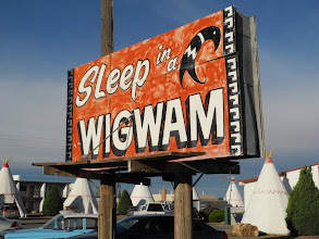 Photo: Early morning at the Wigwams