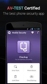 NQ Mobile Security & Antivirus Screenshot 1