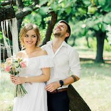 Wedding photographer Nadezhda Gributa (nadezhdaphoto). Photo of 17.08.2017
