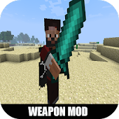 Weapon MODS for Minecraft PE