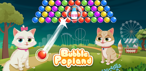 Bubble Popland Jeu de Bulles Bubble Shooter Puzzle