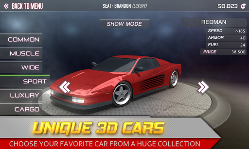 Streets Unlimited 3D 1.09 screenshots 5