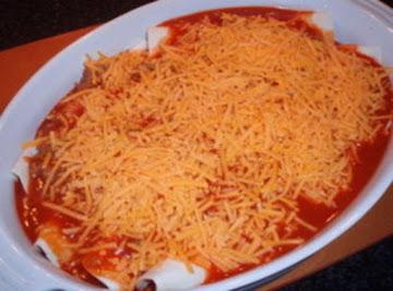 Beef Burritos Recipe
