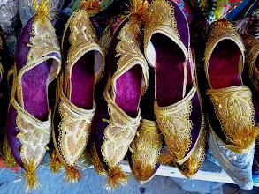 Photo: Pantoffeln - auch ein beliebtes Souvenir für Touristen