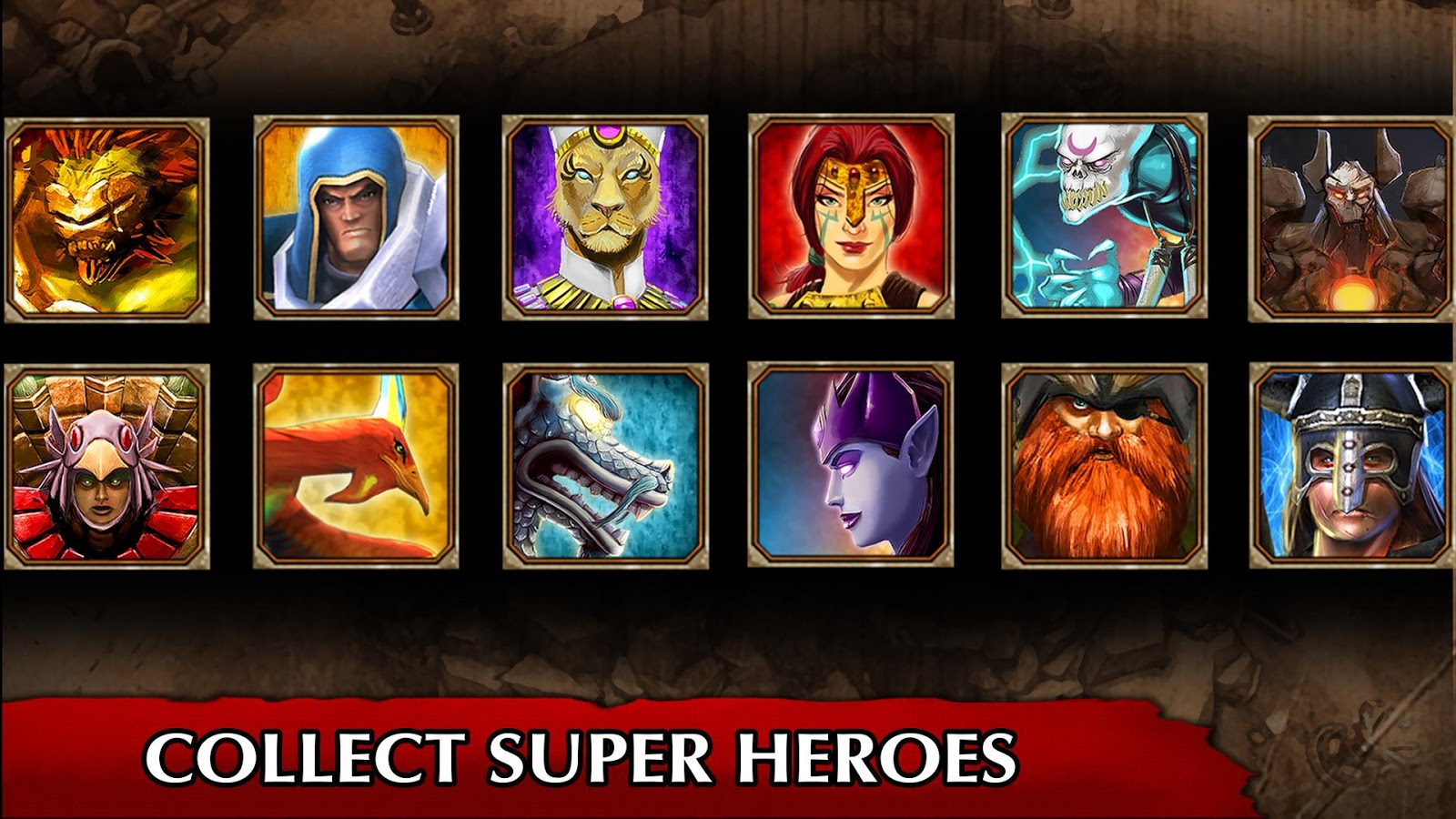Legendary Heroes MOBA- screenshot