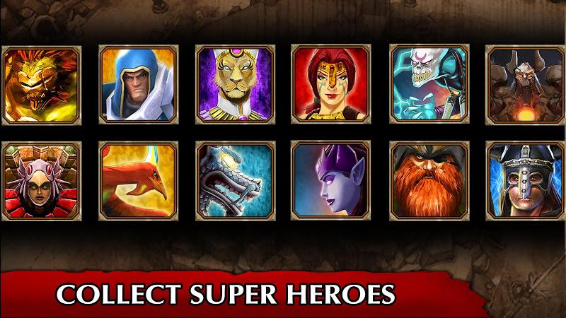Legendary Heroes MOBA Screenshot 5