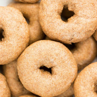 Healthy Mini Whole Wheat Bagels.