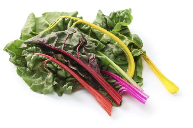 Swiss chard is high in magnesium, which can help reduce anxiety.