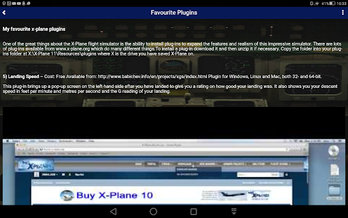 A Guide to X-Plane 11 APK Download - Android Tools Apps
