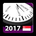 2017 Singapore Holidays