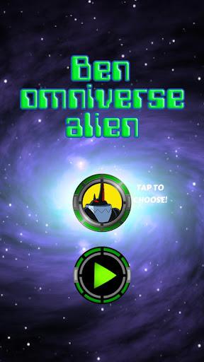 Ben Omniverse Alien