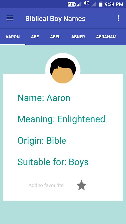 Search Names and Meanings - Names - Meaning of Names