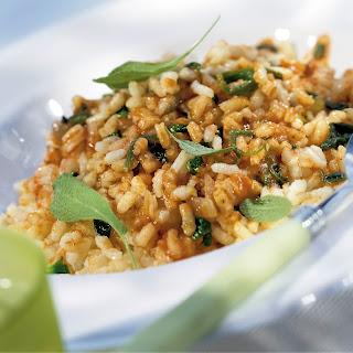 Reisfleisch nach Italienischer Art