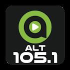 ALT 105.1 icon