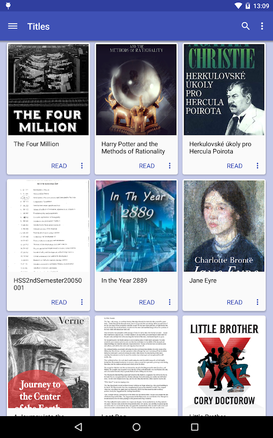 FBReader Premium – Book Reader- screenshot