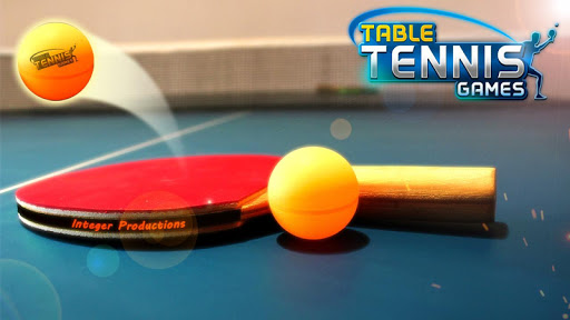 how to play table tennis game
