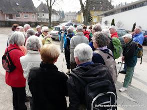 Photo: Wanderung durch das stille Rheintal. Am 18.3.2015