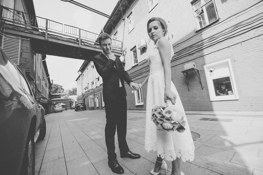 Свадебный фотограф Андрей Сбитнев (sban). Фотография от 27.08.2016
