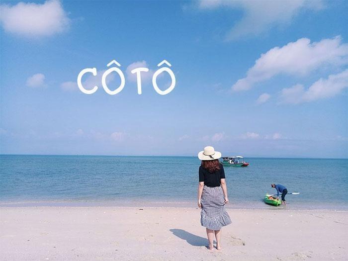 Lich trình du lịch đảo Cô Tô