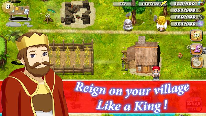 Celtic Village Heroes Survival - screenshot