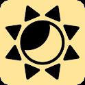 Sun & Moon Tracker icon