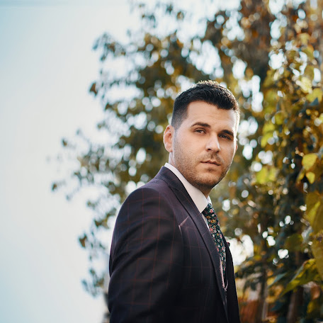 Wedding photographer Florin Cojoc (florincojoc). Photo of 27.10.2017