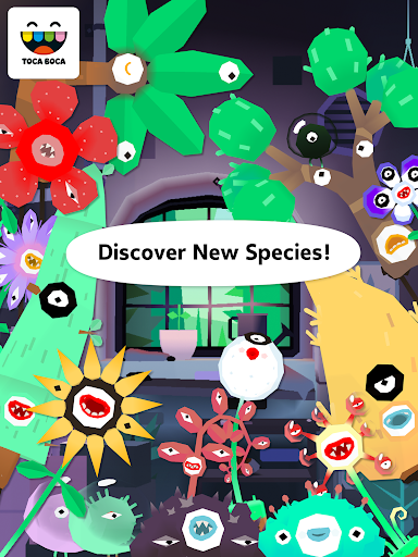 Toca Lab: Plants - screenshot