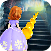 Adventure Princess Sofia Run - First Game