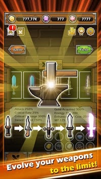 Blade Crafter apk screenshot