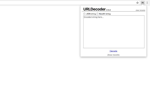 URLDecoder