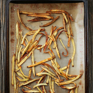 How To Make Crispy Baked French Fries