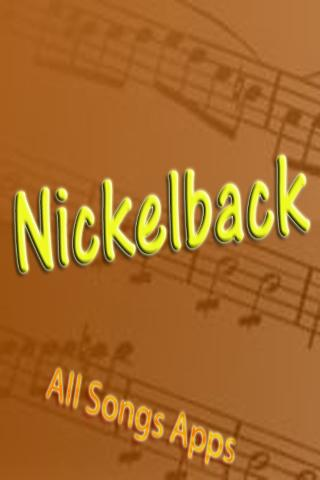 All Songs of Nickelback