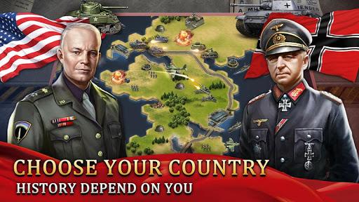 World War 2: WW2 Grand Strategy Games Simulator 1.0.5 screenshots 10