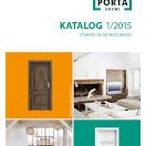 Ikona Nowy katalog drzwi PORTA