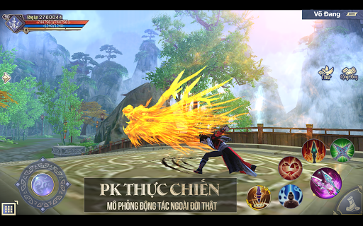 Cửu Âm 3D - VNG 1.0.6 Cheat screenshots 2