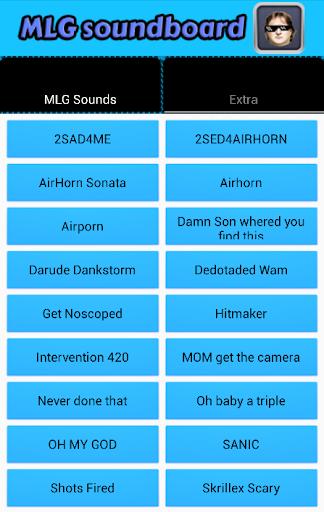 MLG Soundboard Sounds
