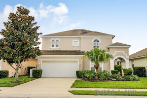 Private Orlando villa, gated community, south-facing pool and spa, games room, close to Disney