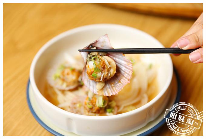 大手町日本料理小扇貝蒜蒸2