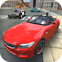 Real Stunts Drift Car Driving 3D icon