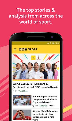 BBC Sport 1.37.2.8546 Screenshots 1