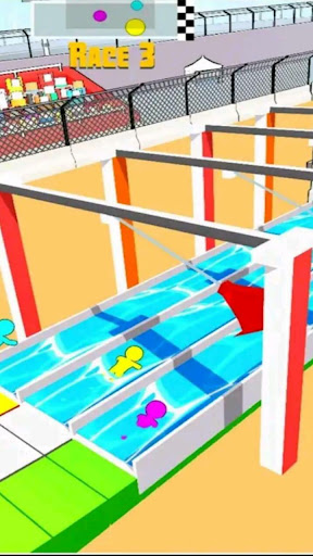 Epic racing-Run fun 3D android2mod screenshots 3