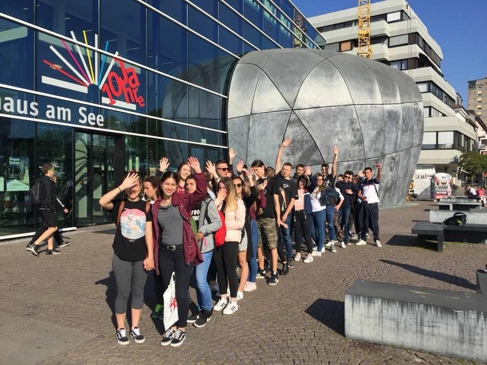 Friedrichshafen 2018: Posjeta gradu Konstanz