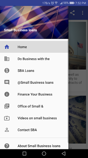 Small Business Loans screenshot 1