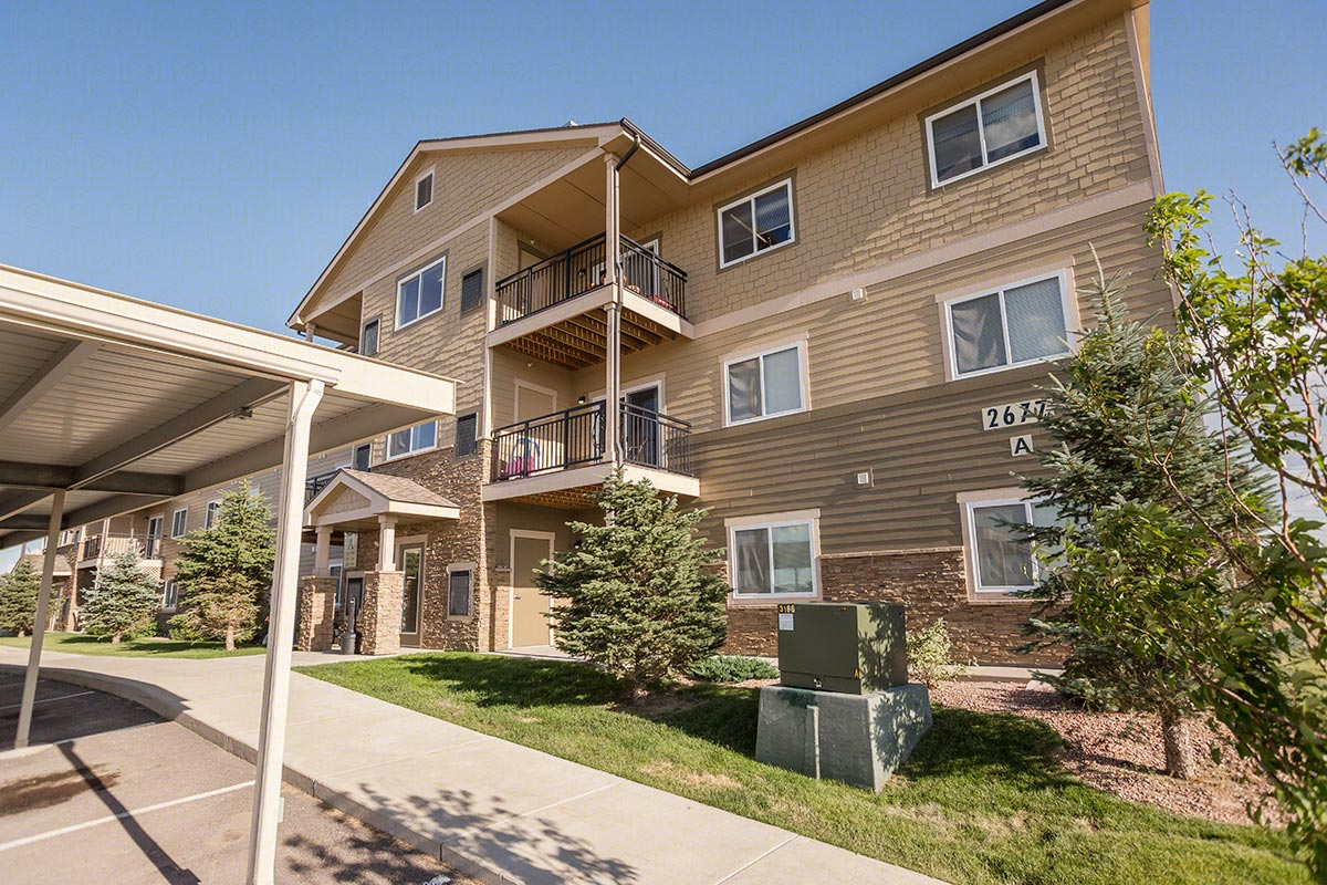 Windridge Apartments In Gillette Wyoming Highland