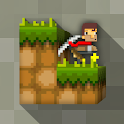 LostMiner: Block Building & Craft Game icon