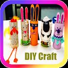 Projetos de artesanato DIY icon