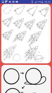 Learn to Draw Easy - náhled