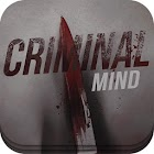 Criminal Mind  Mystery Bloody suggestive Book game icon